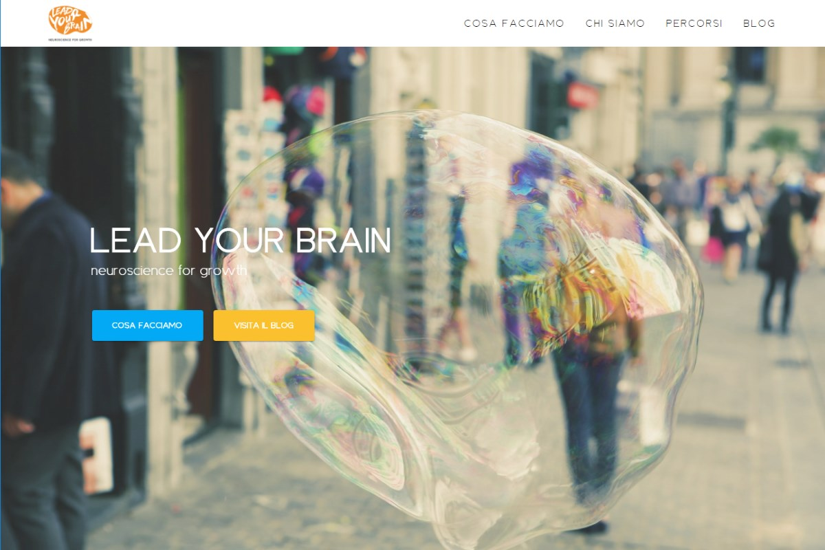 Progetto LEAD YOUR BRAIN