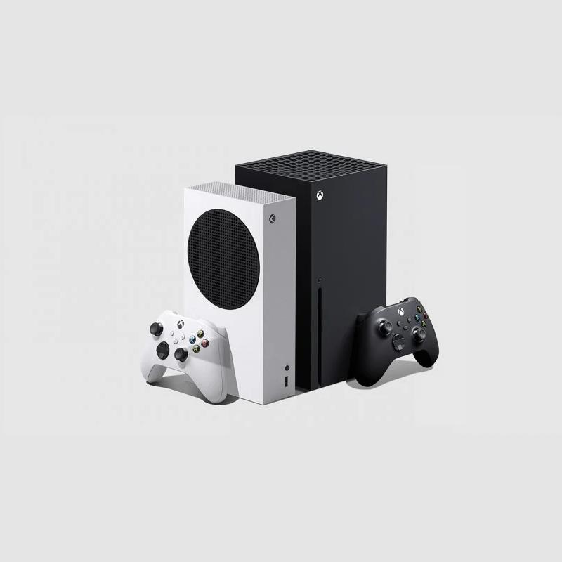 Xbox Series S X console