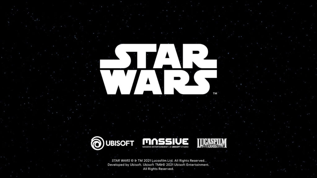 Ubisoft - Massive Entertainment - Star Wars
