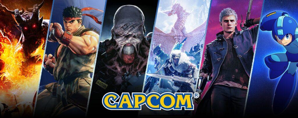 CAPCOM - GAMES