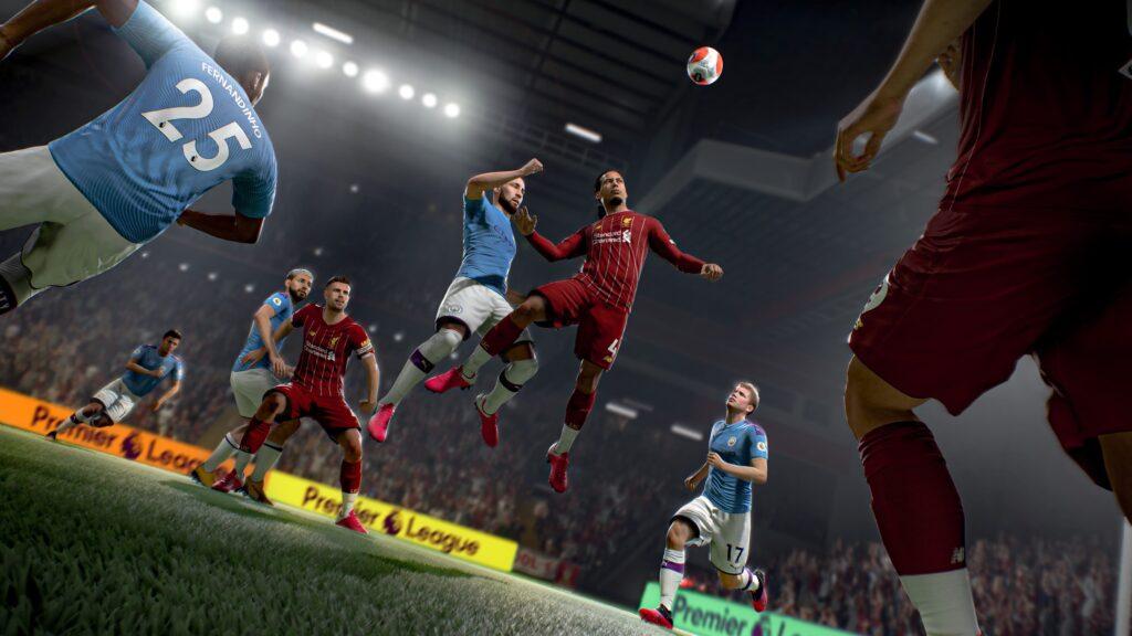 EA - FIFA 21
